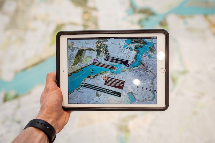 Tablets For Gaia GPS